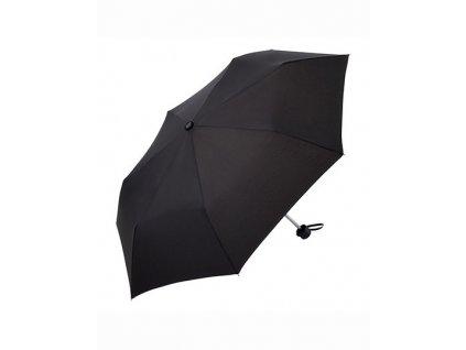 Skladací dáždnik, priemer 90 cm , Black