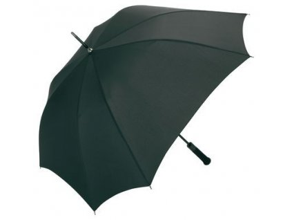 Automatický dáždnik atypický, priemer 105 cm , Black