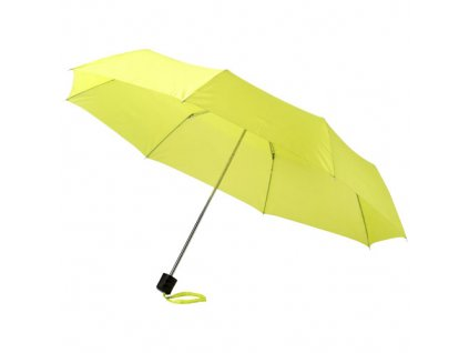 Skladací dáždnik, priemer 97 cm , Neon Green