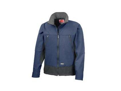 Activity Softshell Jacket , navy/black, S