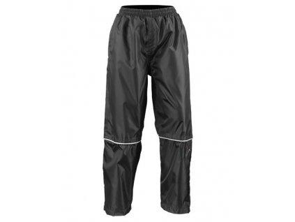 R156X•Waterproof 2000 Pro-Coach Trousers , Black, S/M