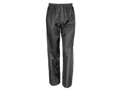 R226J•Junior Rain Trousers , Black, S