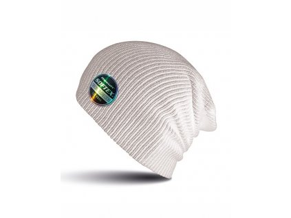 Result•Core Softex® Beanie , white, ONE SIZE