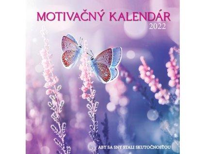 Motivačný kalendár 2022 - SG