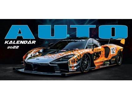 Auto kalendár 2022 - SG