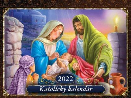 Katolícky kalendár 2022 - SG