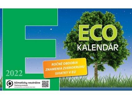 Eco stolový kalendár 2022 - SG