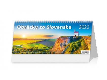 Obrázky zo Slovenska (povinné balenie 10 ks)