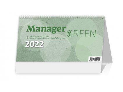 Manager Green (povinné balenie 10 ks)