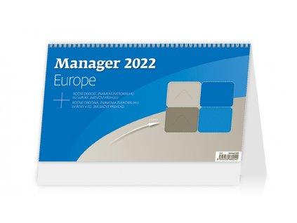 Manager Europe (povinné balenie 10 ks)