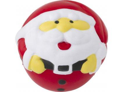 Anti-stress Santa Claus , Red