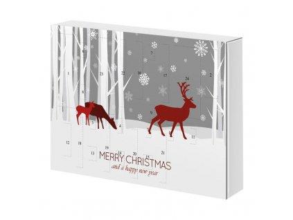 Adventný kalendár, náradie , Grey