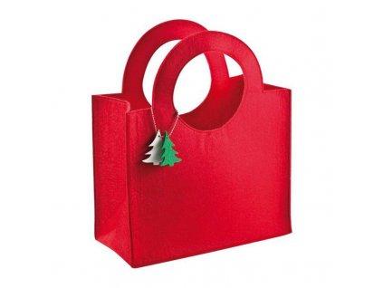 Flísová taška , Red