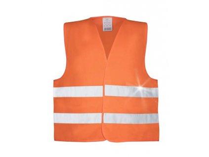 Vesta výstražná oranžová ALEX uni/XL