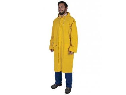 Plášť CYRIL žltý L