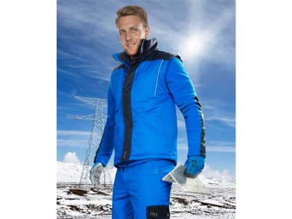 ARDON®4TECH 06 zimná vesta modrá M