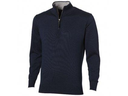 Slazenger•Set quarter zip pullover , Navy, S
