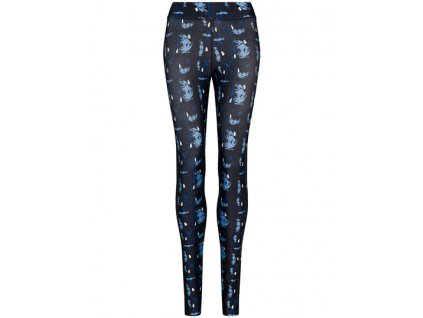 AWDis•GIRLIE COOL PRINTED LEGGING , Abstract Blue, XS