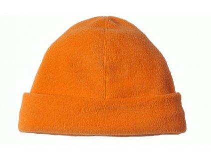 Fleecová čiapka , white