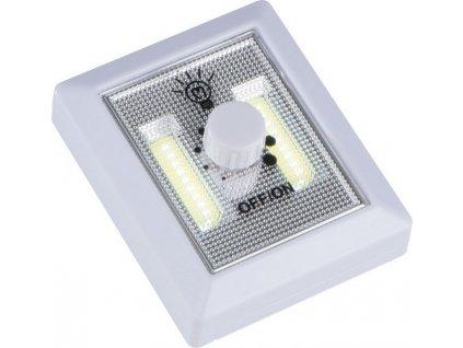 COB LED svietidlo s reguláciou intenzity osvetlenia , white