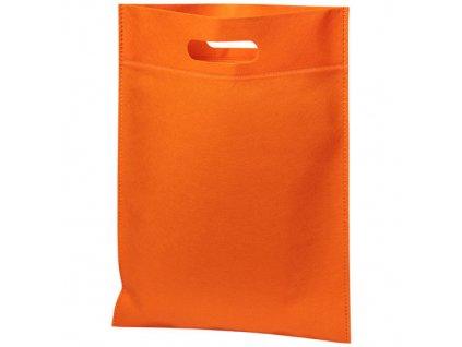Netkaná malá taška , Orange