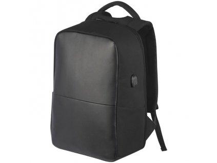 Batoh s portem USB , Black