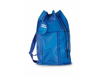 Športový vak PVC 30,5 x 50 cm , Blue