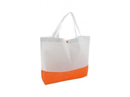 Plážová taška , white/orange
