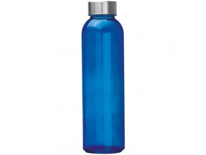 Sklenená fľaša (550 ml) , Blue