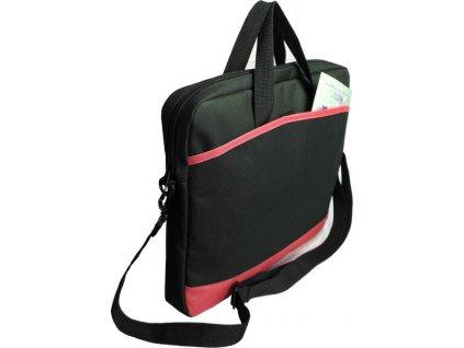 """Taška na 15,6"""" notebook , black/red"""