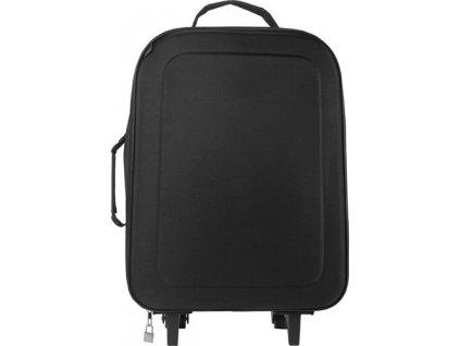 Skladací cestovný kufor , Black