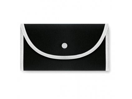 Skladacia nákupná taška , Black