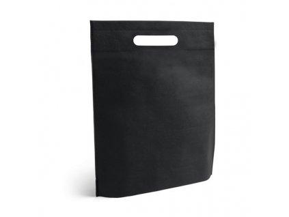 Taška z netkanej textílie , Black