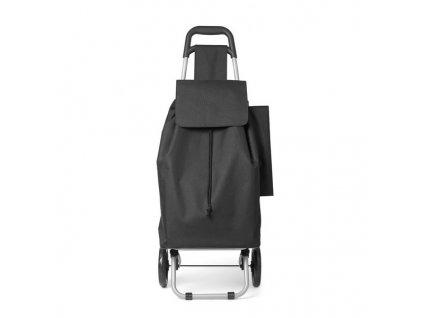 Nákupná taška na kolieskach , Black