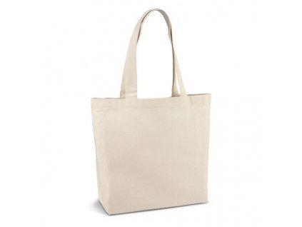 Bavlnená taška , light natural