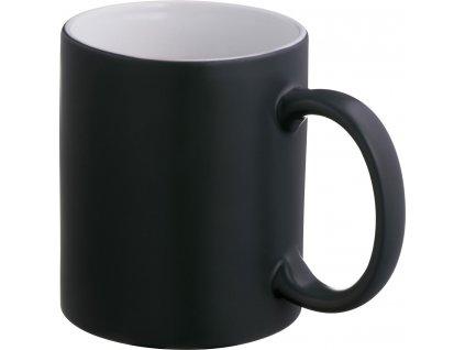 Farbu meniaci hrnček (300 ml) , Black