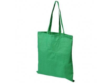 Bavlnená nákupná taška , bright green