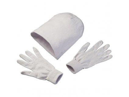 Čiapka & rukavice Utrecht , white