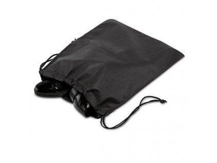 Taška na boty, netkaná textilie , Black
