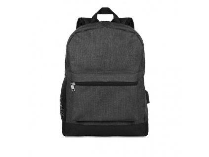 Bezpečnostný batoh , Black