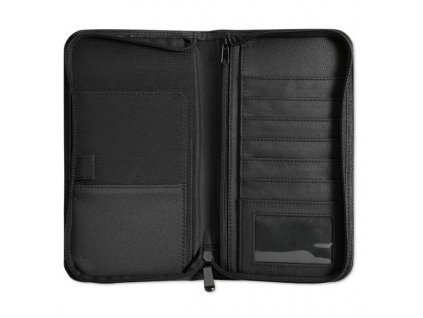 Cestovná peňaženka , Black
