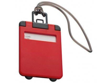 Menovka na batožinu , Red