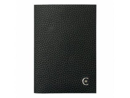 Zápisník A6 , Black