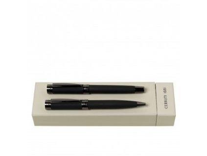 Guľôčkové a plniace pero , Black