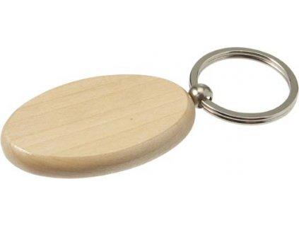 Drevená kľúčenka , Brown