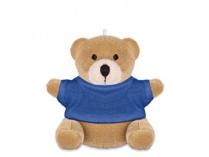 Medveď s krúžkom na kľúče , Blue