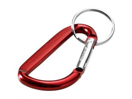 Kľúčenka - karabínka , Red