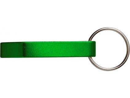 Kľúčenka - otvárač fliaš , Green