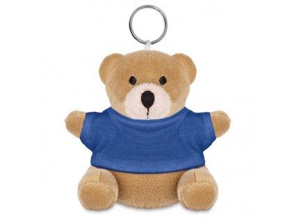 Kľúčenka medvedík , Blue