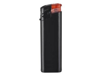 Piezoelektrický zapaľovač , black/red